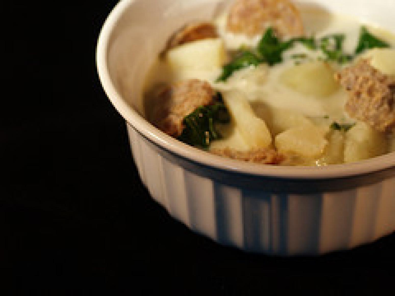 Olive Garden Zuppa Toscana Recipe Just A Pinch Recipes