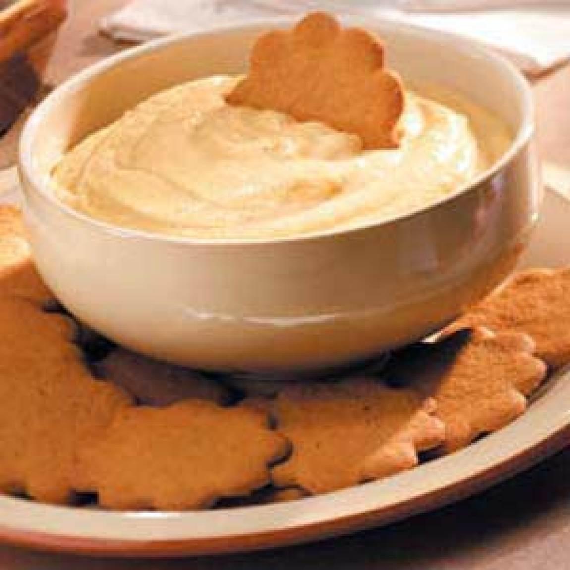 Pumpkin Pie Dip Recipe | Just A Pinch Recipes