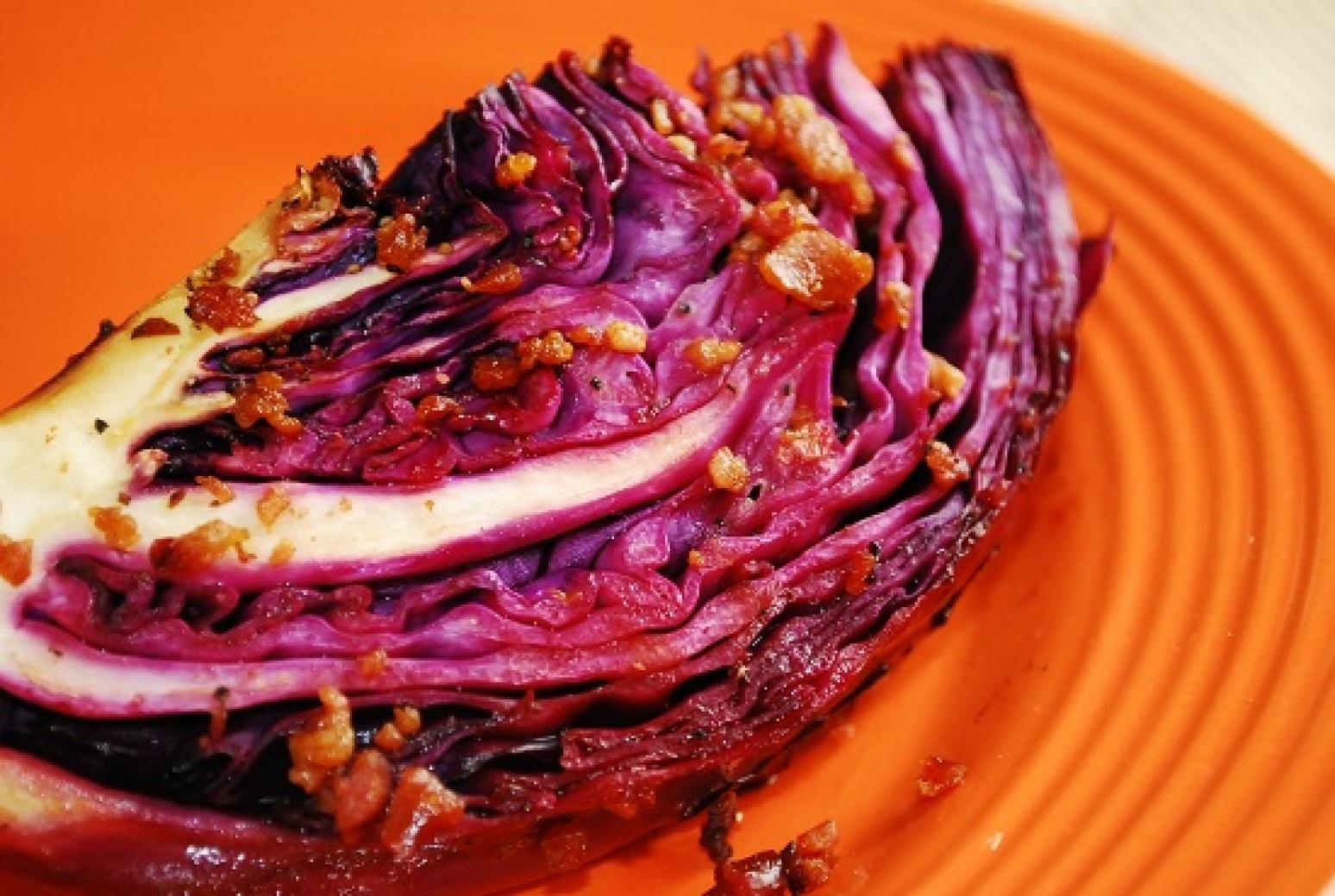 Recipe: Oven Roasted Cabbage Wedge Recipe | Just A Pinch Recipes