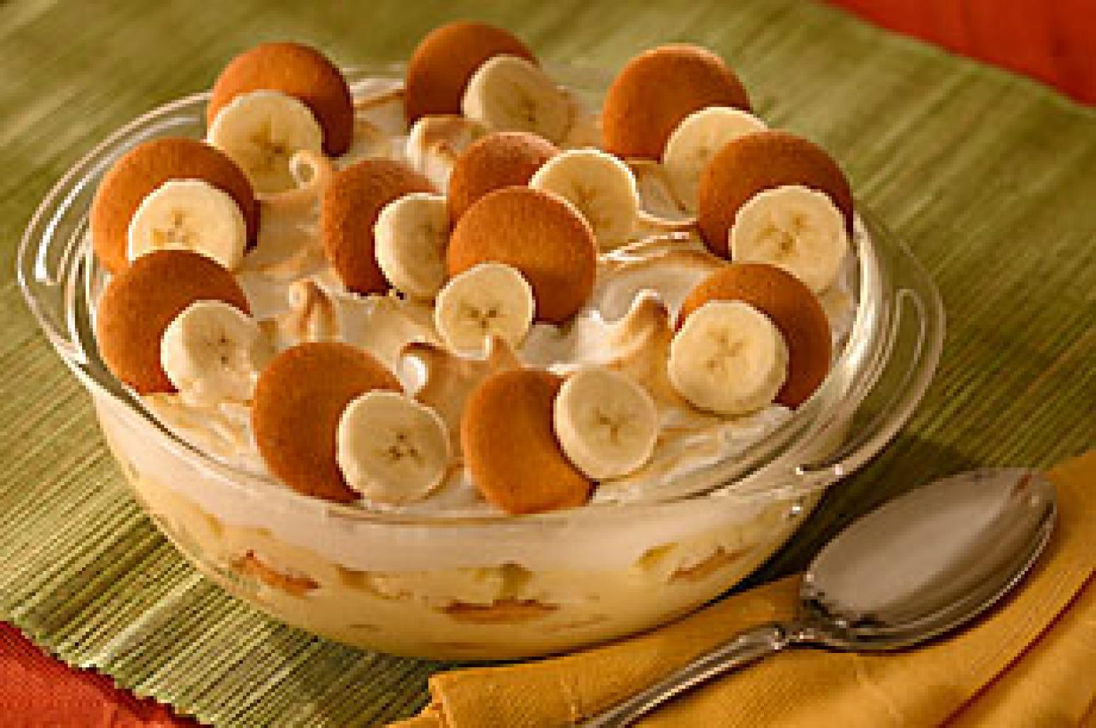 Original NILLA Banana Pudding Recipe | Just A Pinch Recipes