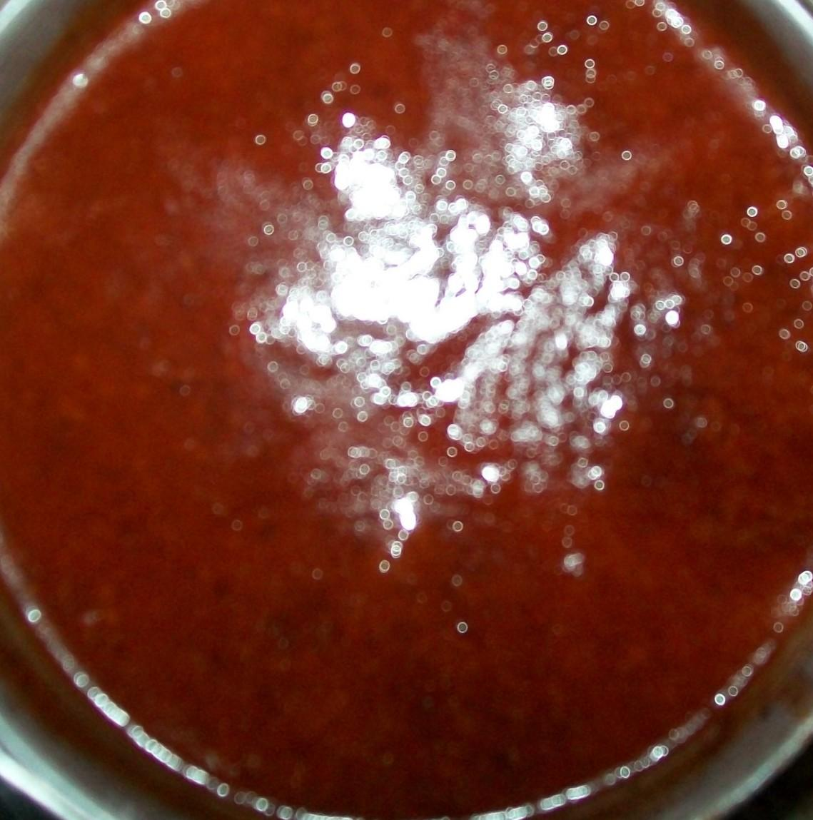 Pucker up BBQ sauce Recipe