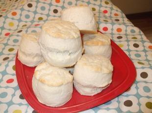 Mile High Biscuits Recipe