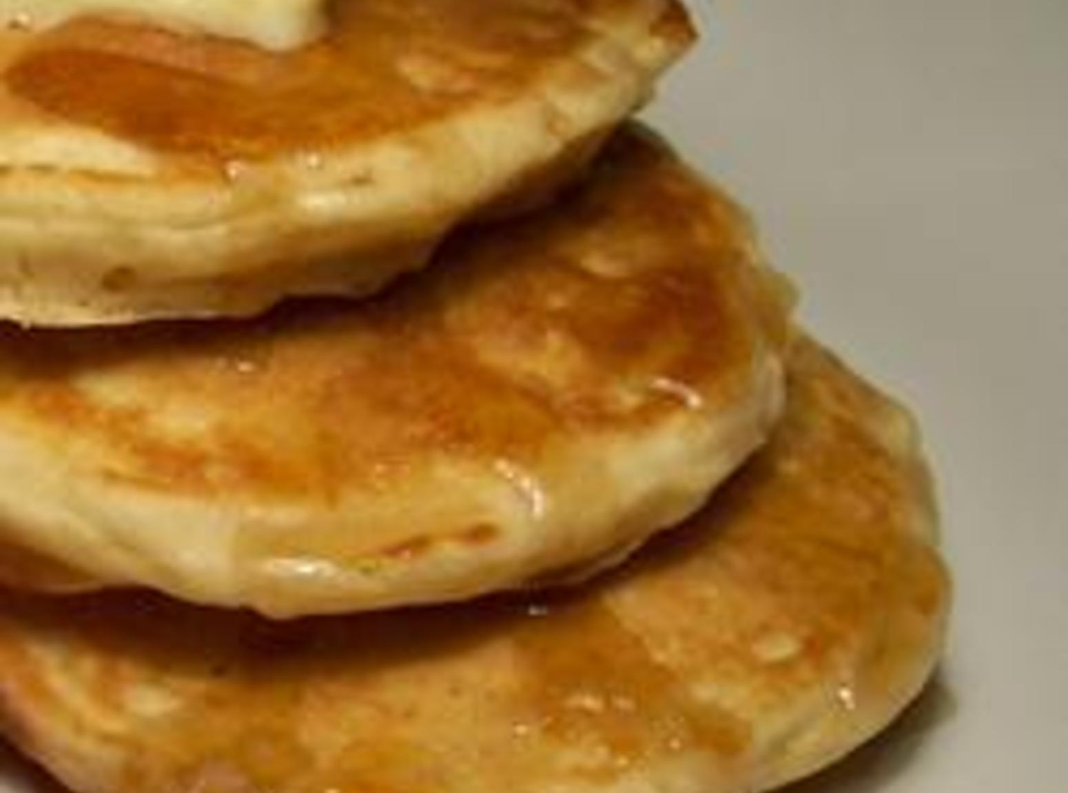 Fluffiest Pancakes Ever! Recipe