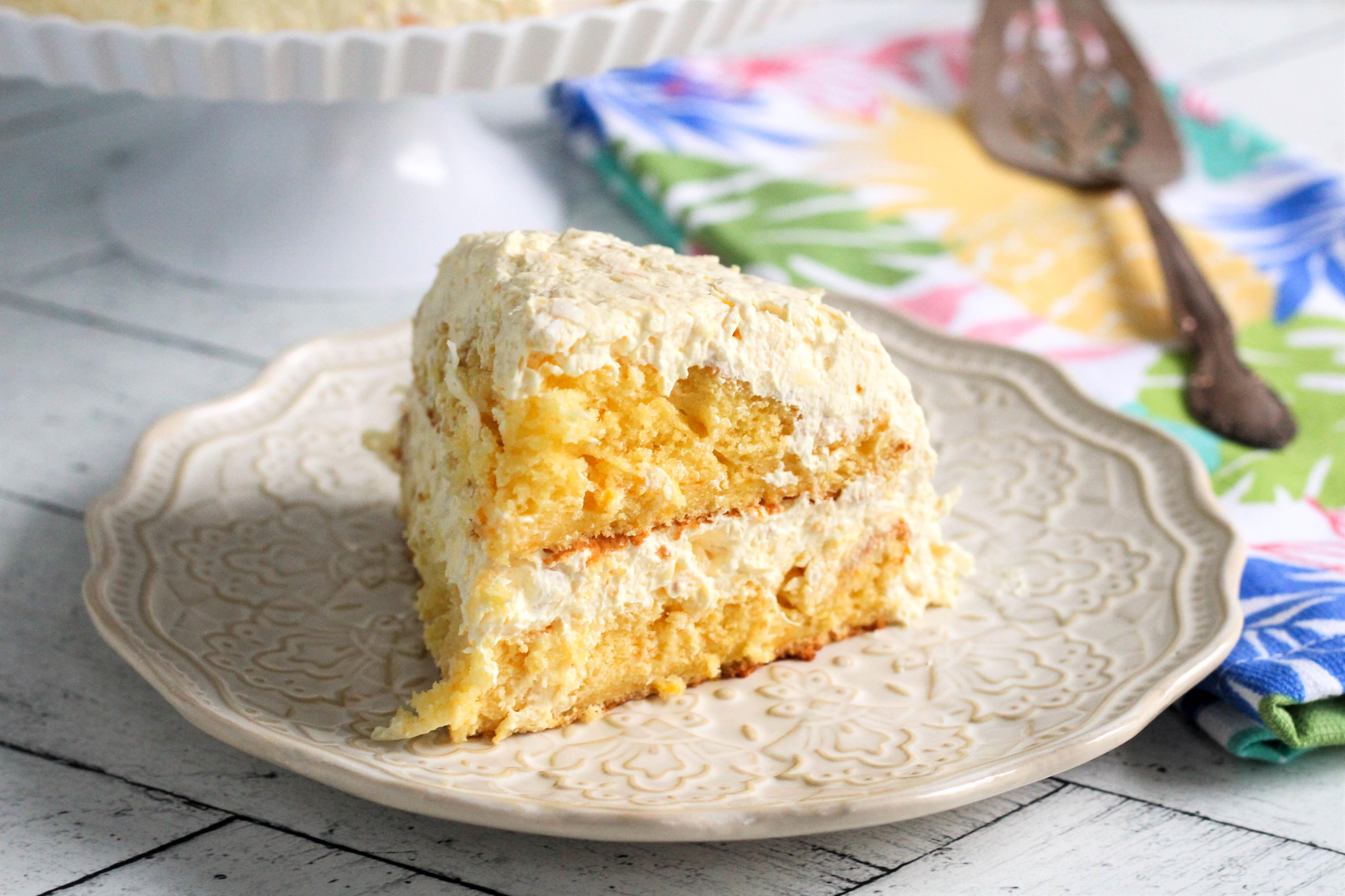 Finger Lickin' Good Cake Barbara Mandrell's PigLickin' Cake Recip...