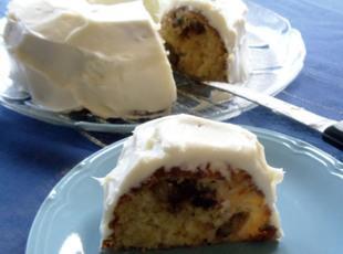 Pineapple Walnut Cake Recipe