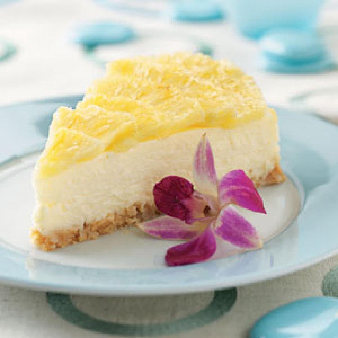pina colada cheesecake recipe just a pinch recipes