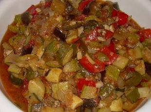 Garden Stew (Ratatouille) Recipe