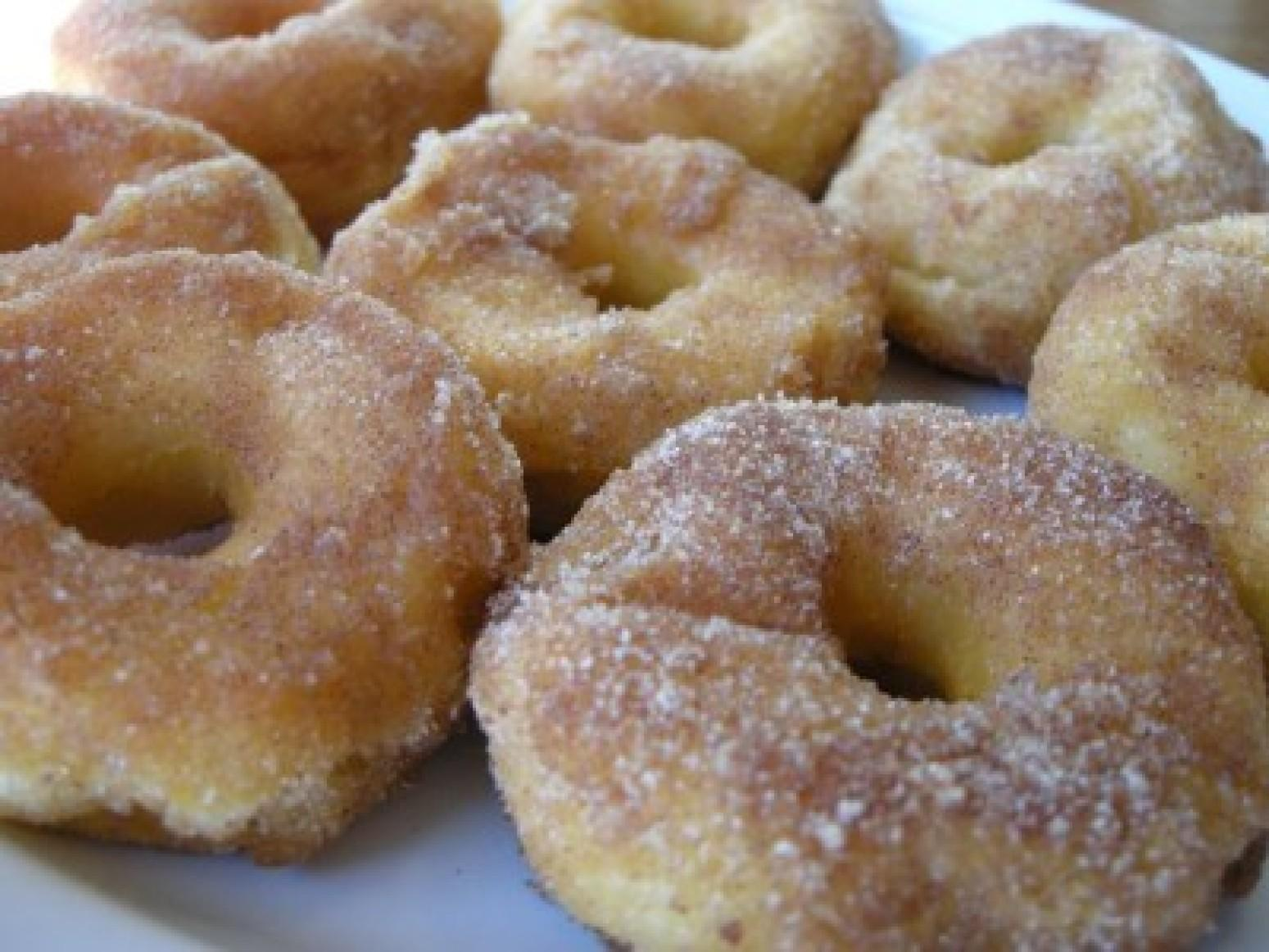 Melt In Your Mouth Doughnuts Recipe