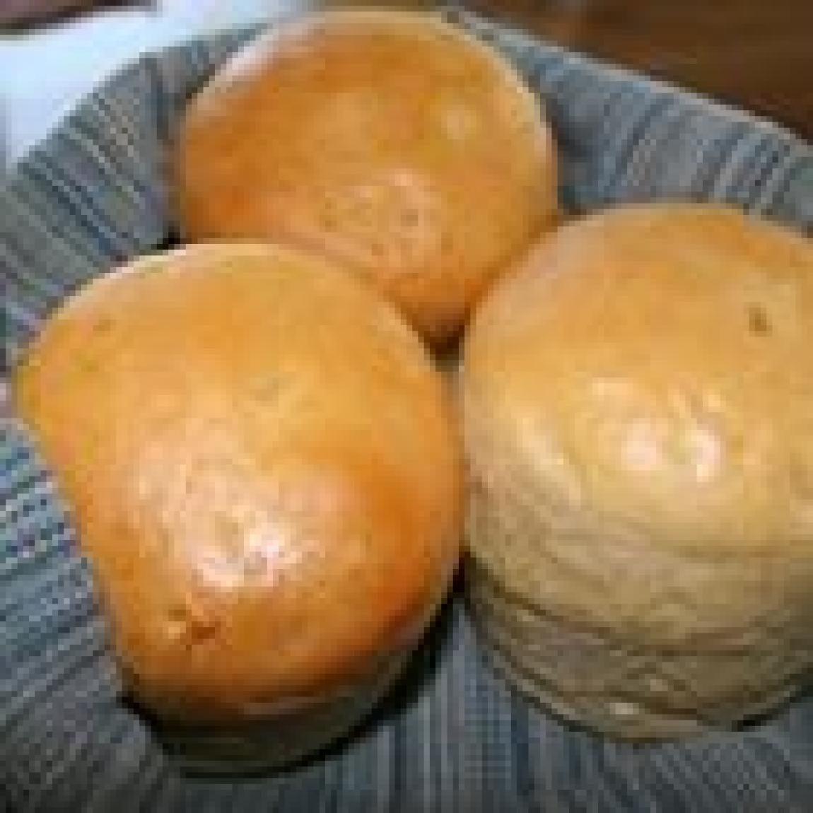 French Bread Rolls to Die For Recipe | Just A Pinch Recipes