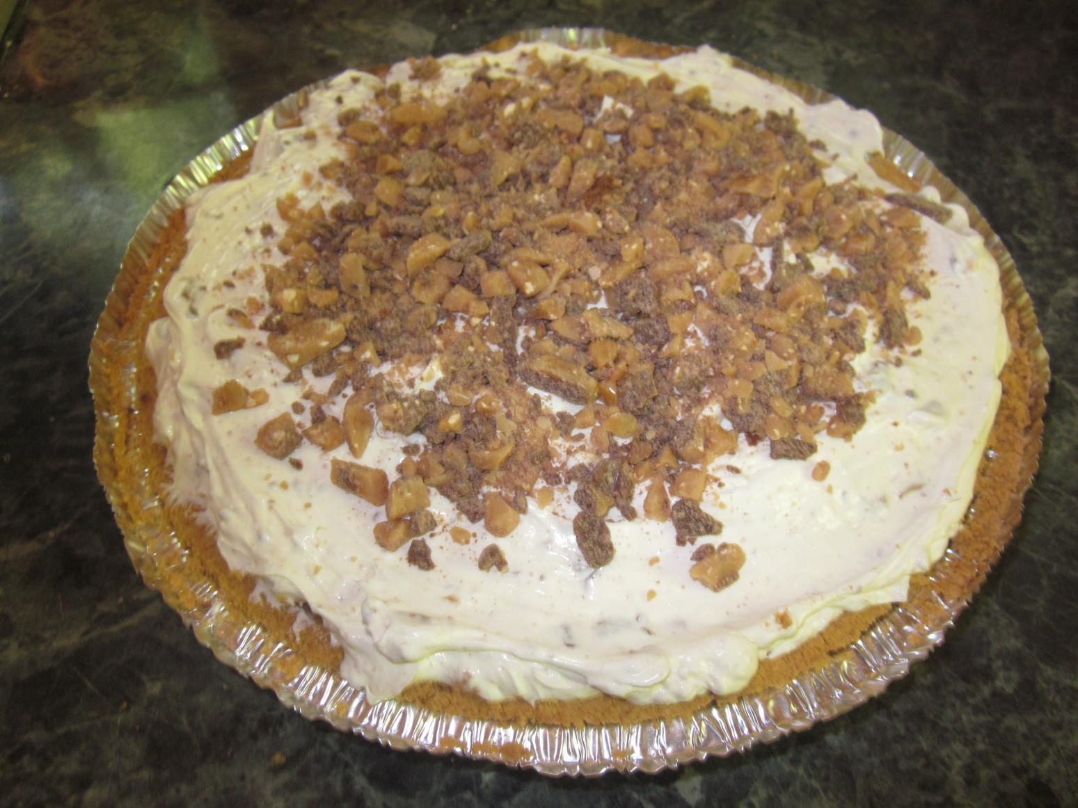 Candy Pie Recipe