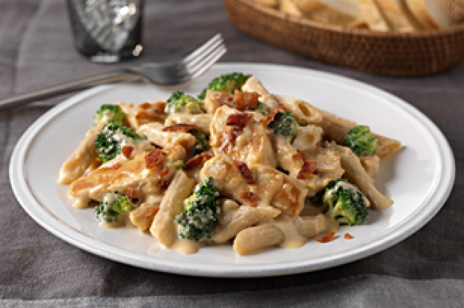 Chicken & Broccoli-Cheddar Skillet Recipe