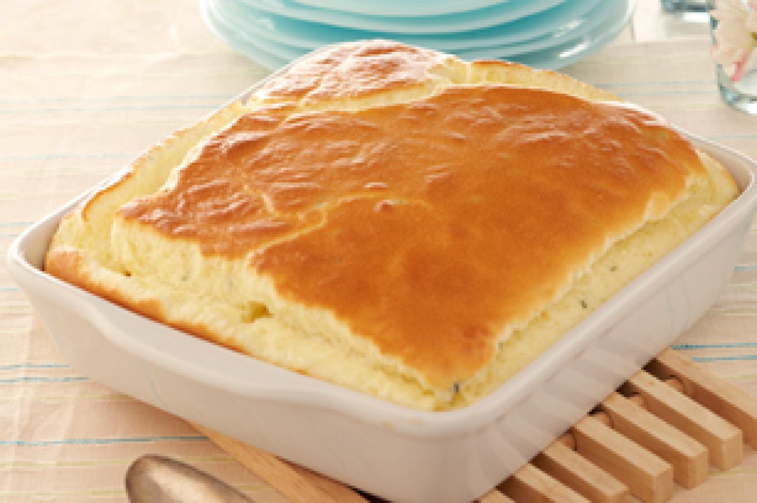 Cheesy Buttery Puff Recipe