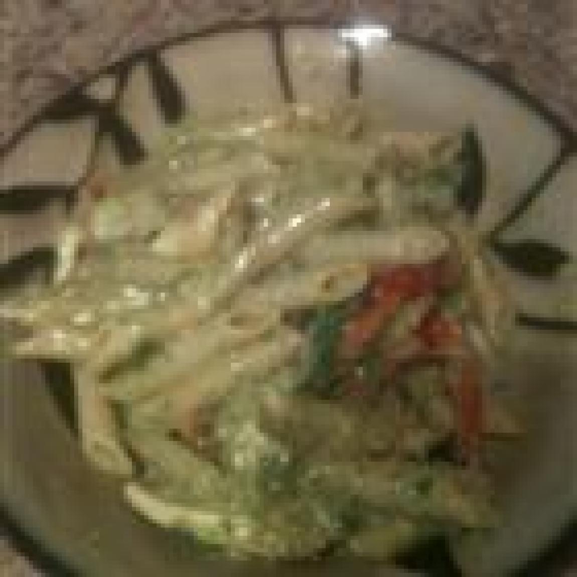 Pesto Chicken Penne Casserole Recipe | Just A Pinch Recipes