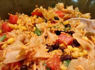 Fiesta Pasta Salad Recipe