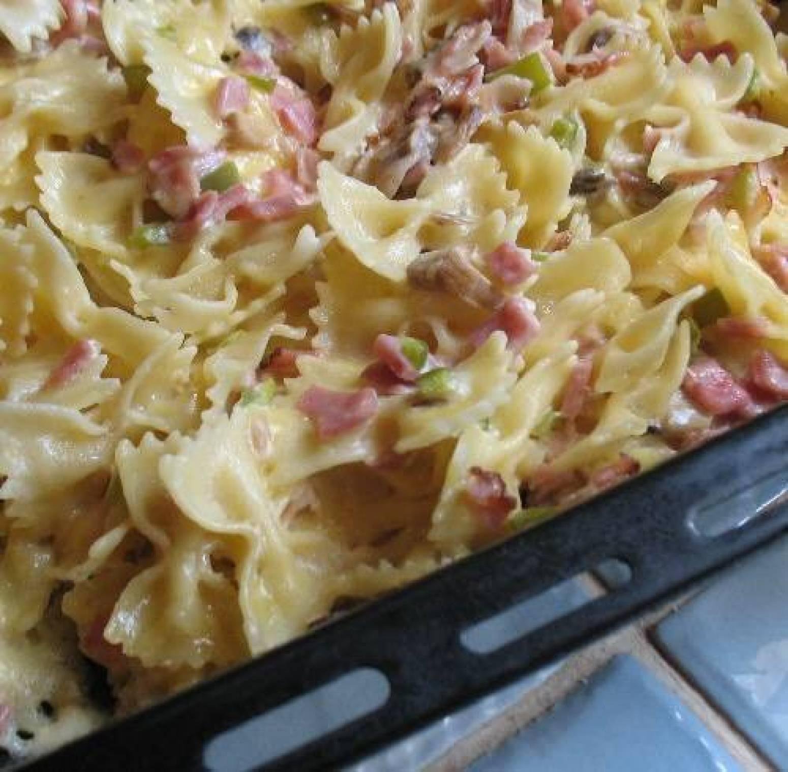 Greek Baked Pasta (Pasticcio) Recipe