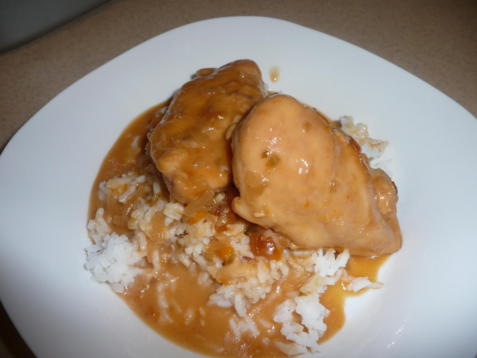 Ron's Favorite Chicken Recipe