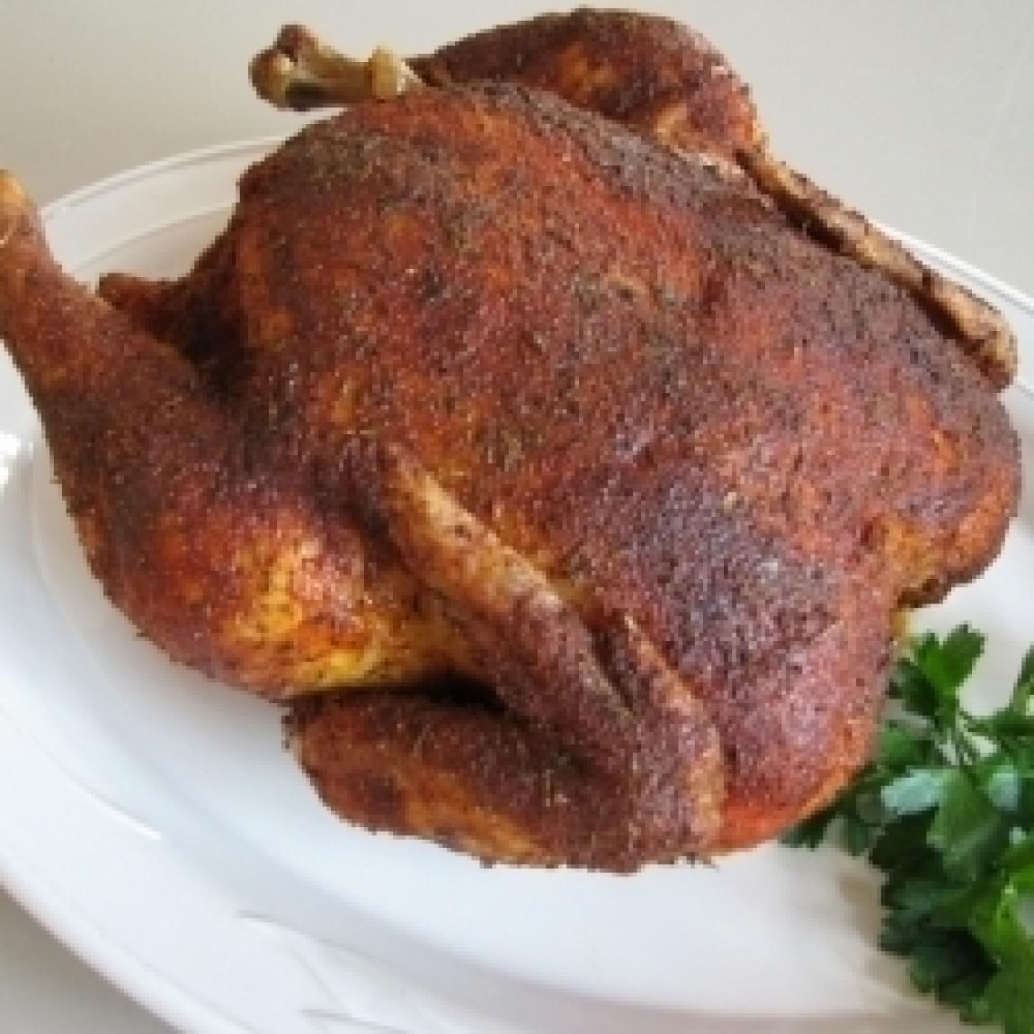 Slow-Roasted Chicken Recipe