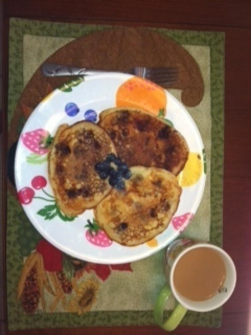 Marth Stewart Best Of Buttermilk Pancakes Recipe