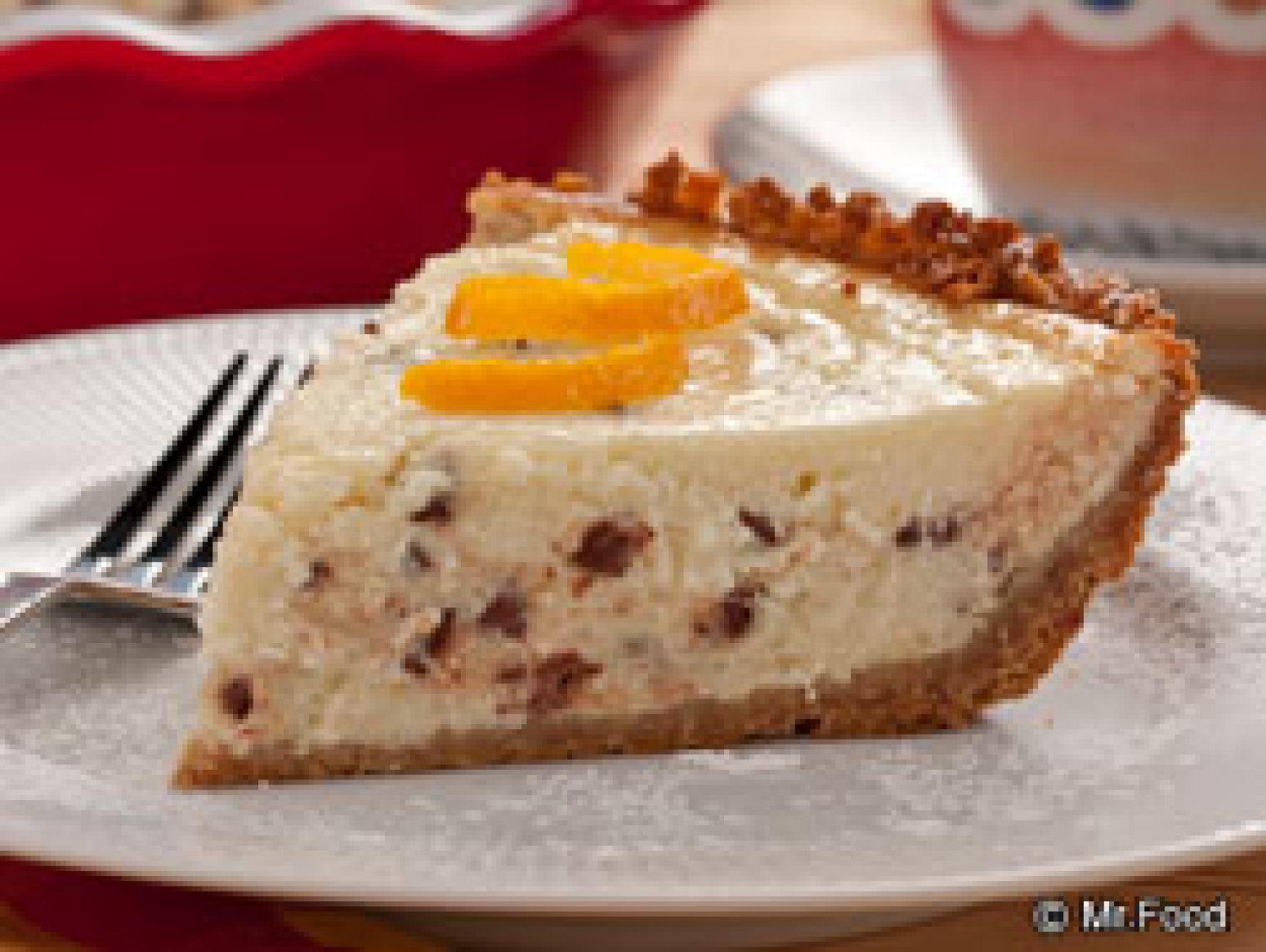 Cannoli Cheesecake Recipe | Just A Pinch Recipes
