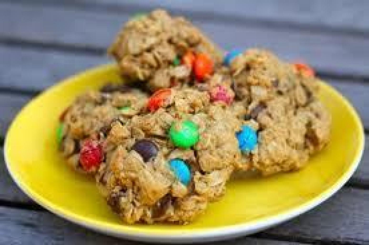 Monster Cookies Recipe 16 | Just A Pinch Recipes