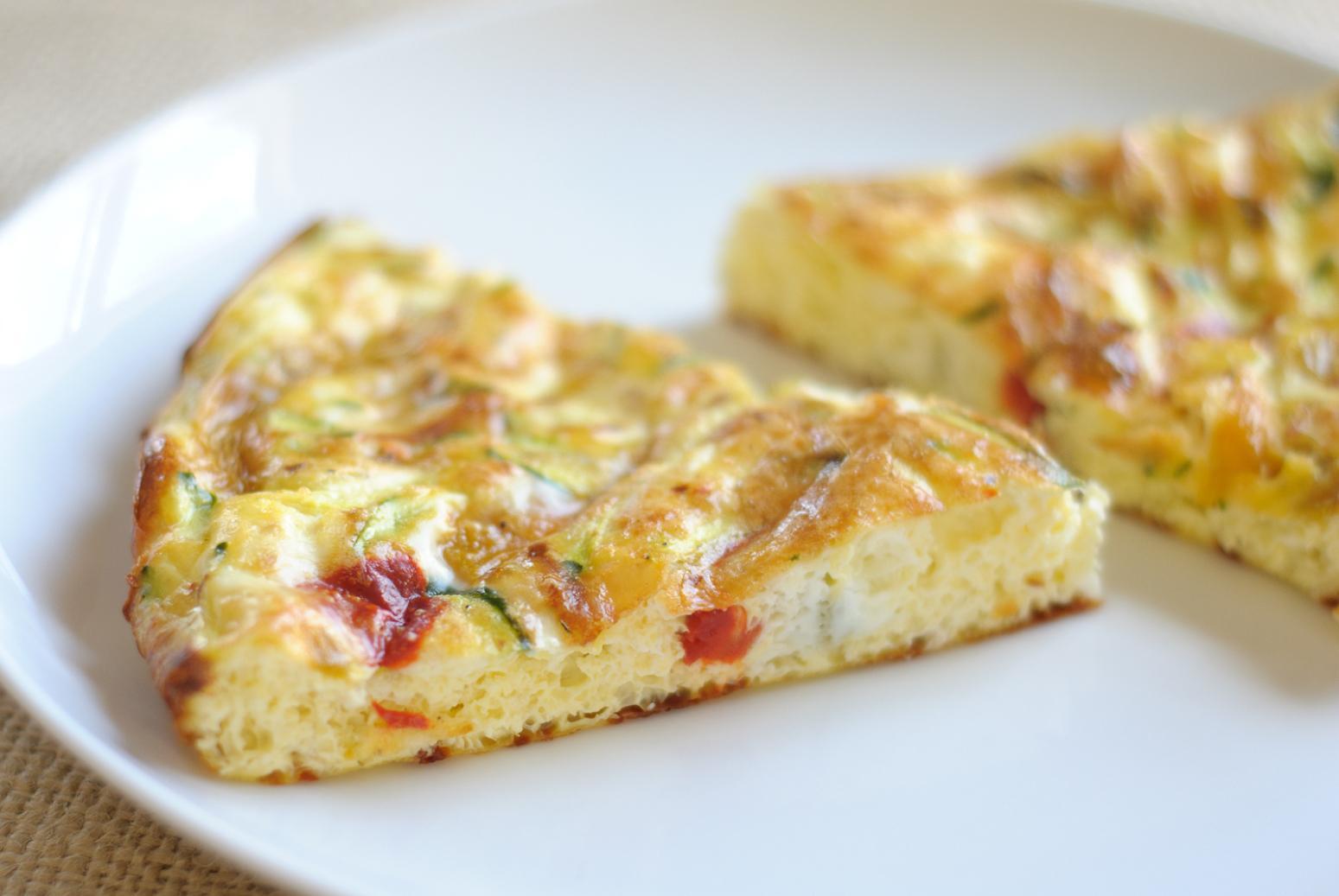 Cream Cheese Frittata Recipe