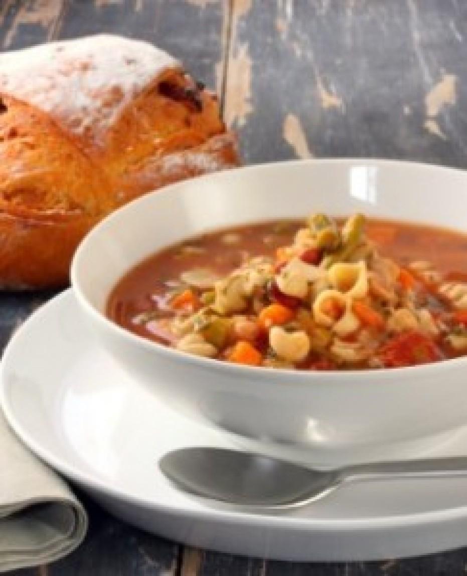 Olive Garden Pasta E Fagioli Recipe Just A Pinch Recipes
