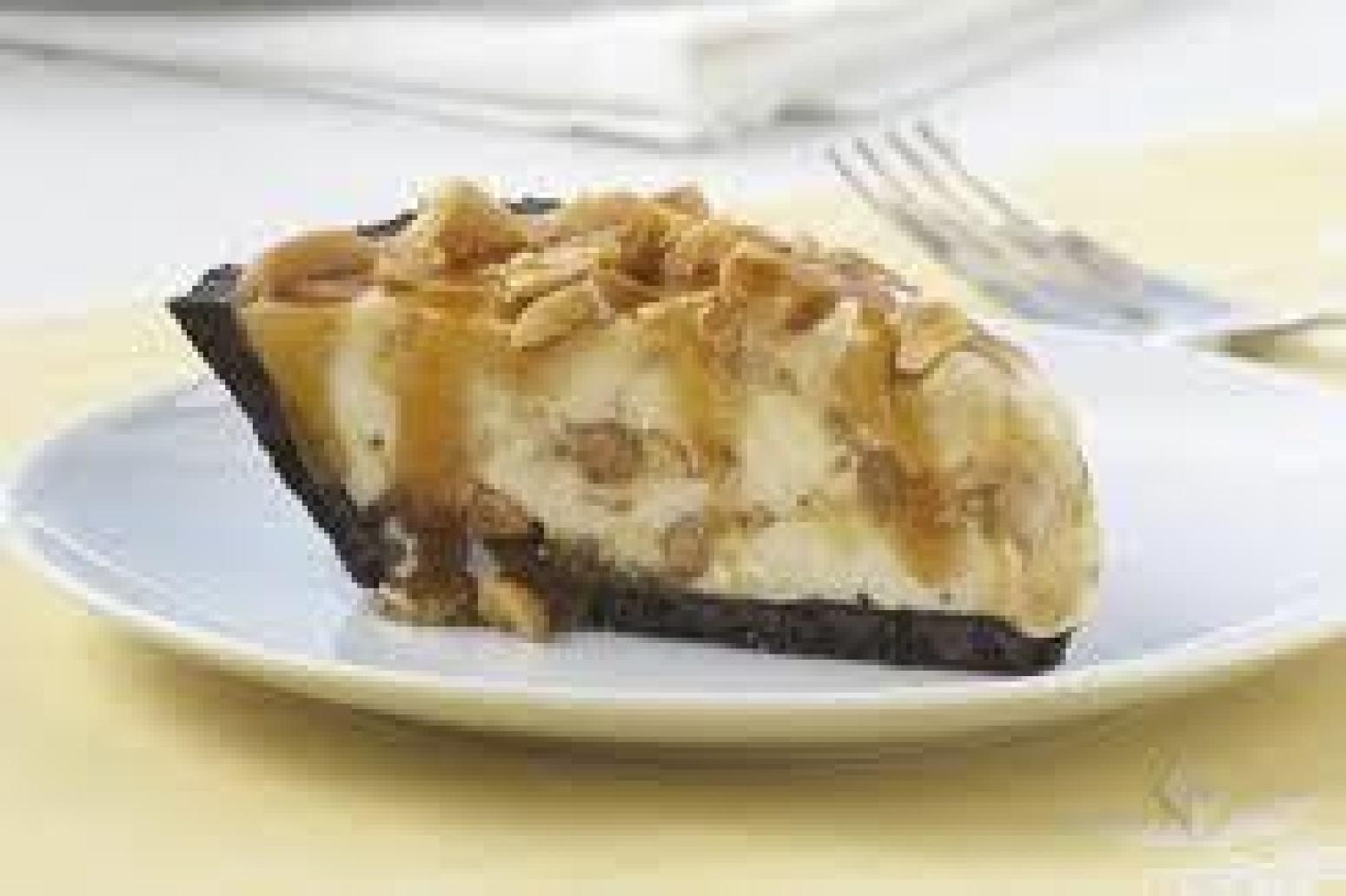 Tin Roof Sundae Pie Recipe | Just A Pinch Recipes