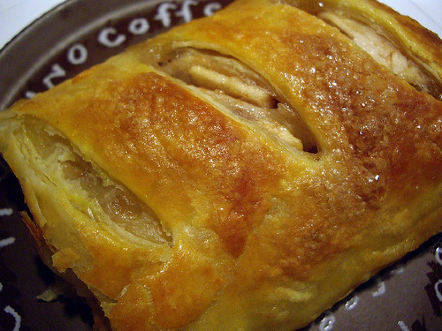 Real German Apple Strudel Recipe
