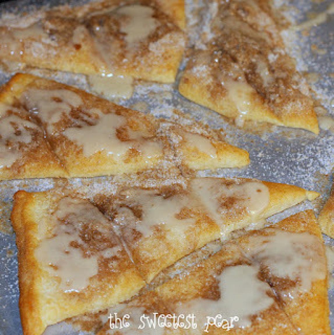 Cinnamon sugar pizza Recipe