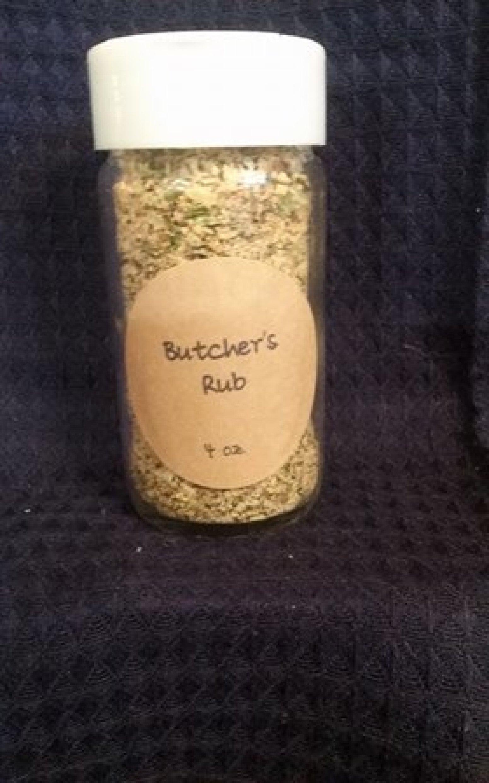 Butcher's Rub Recipe