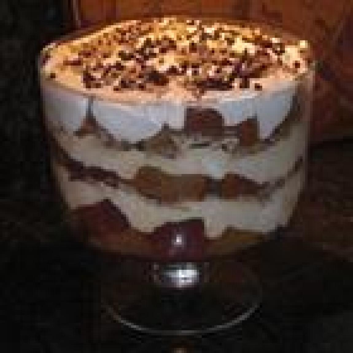 Easy Pumpkin Cream Trifle Recipe | Just A Pinch Recipes