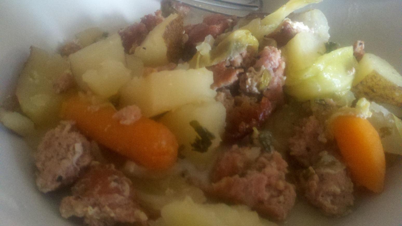 Pig's Stomach (Hog Maw) Recipe