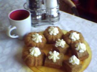 ZUCCHINI NUT BREAD/CAKE