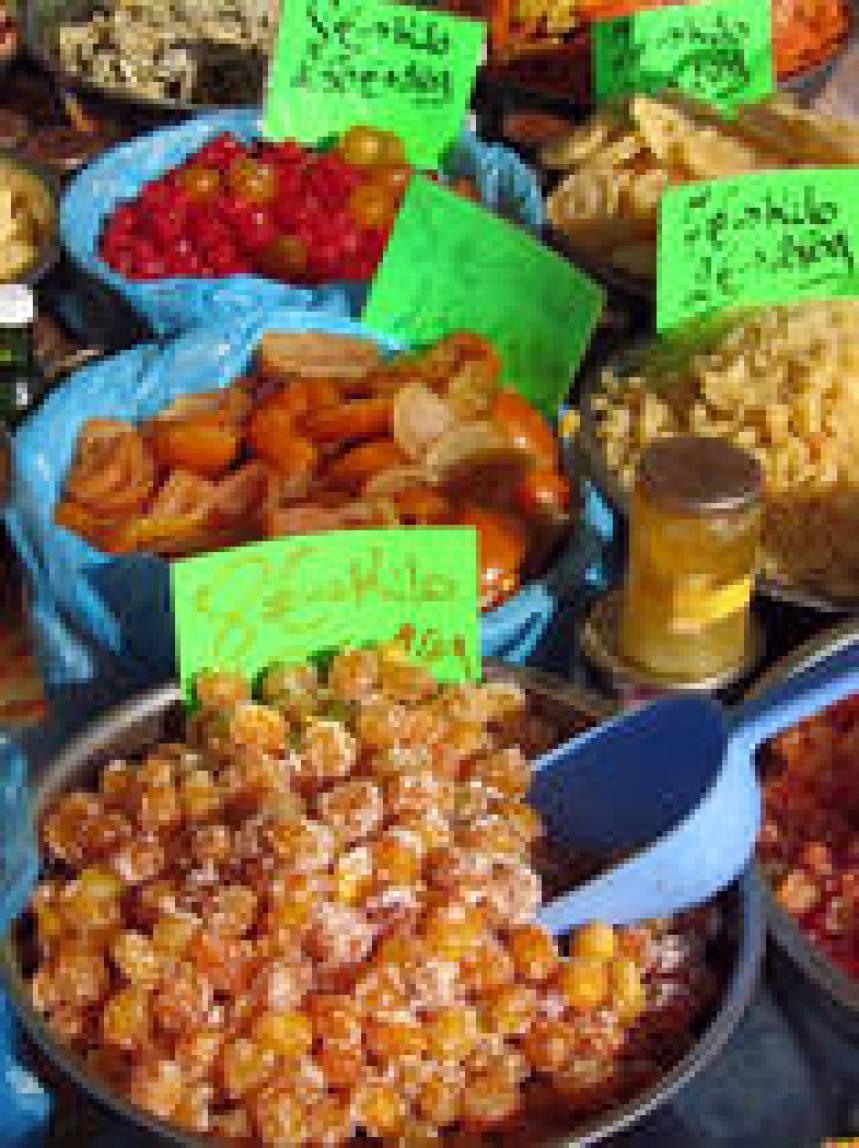 Turkish Delight - Lokum Recipe | Just A Pinch Recipes