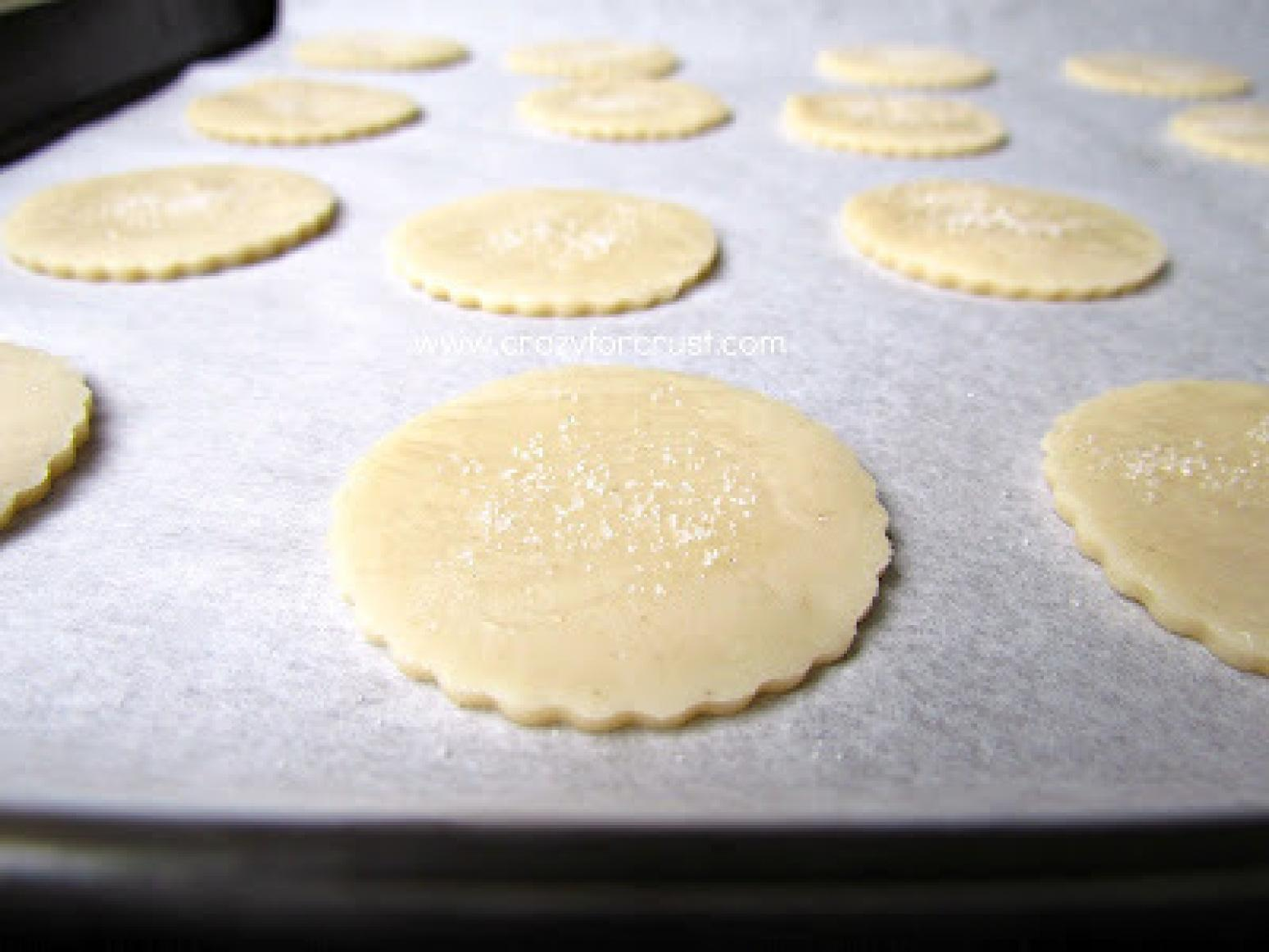 7- UP Pie Crust Dippers Recipe
