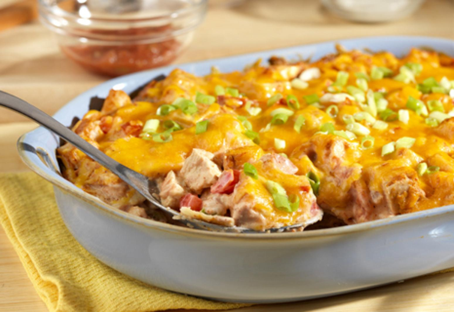 King Ranch Casserole Recipe 2 | Just A Pinch Recipes