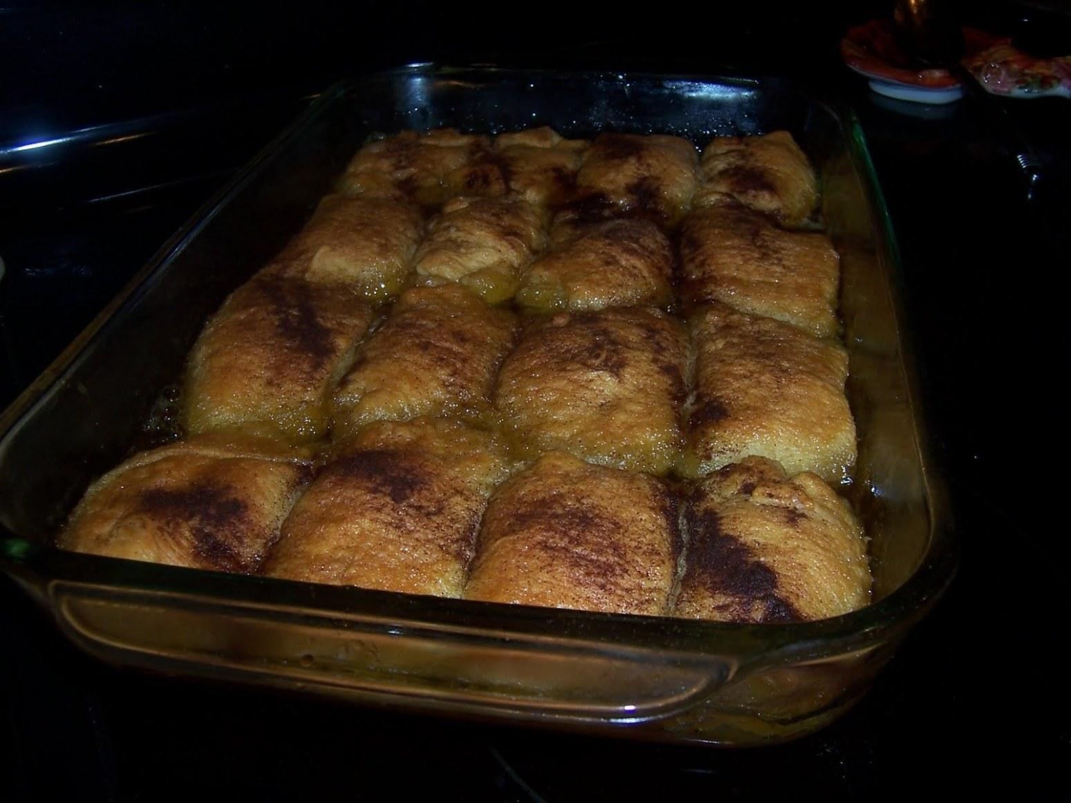 Easy Mt. Dew apple dumplings Recipe