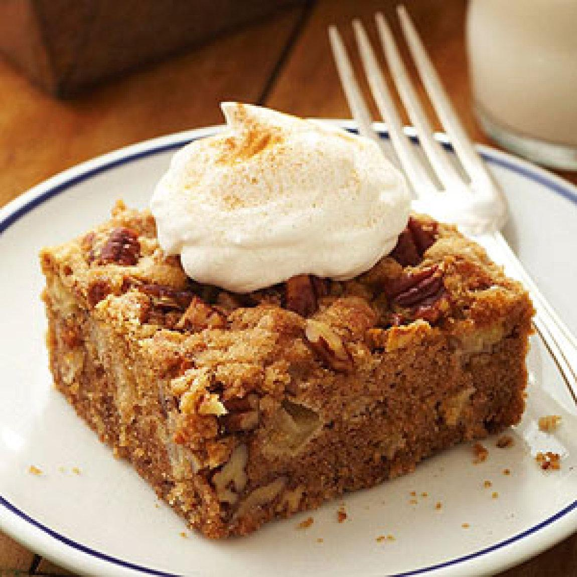 Chopped Apple Cake Recipe