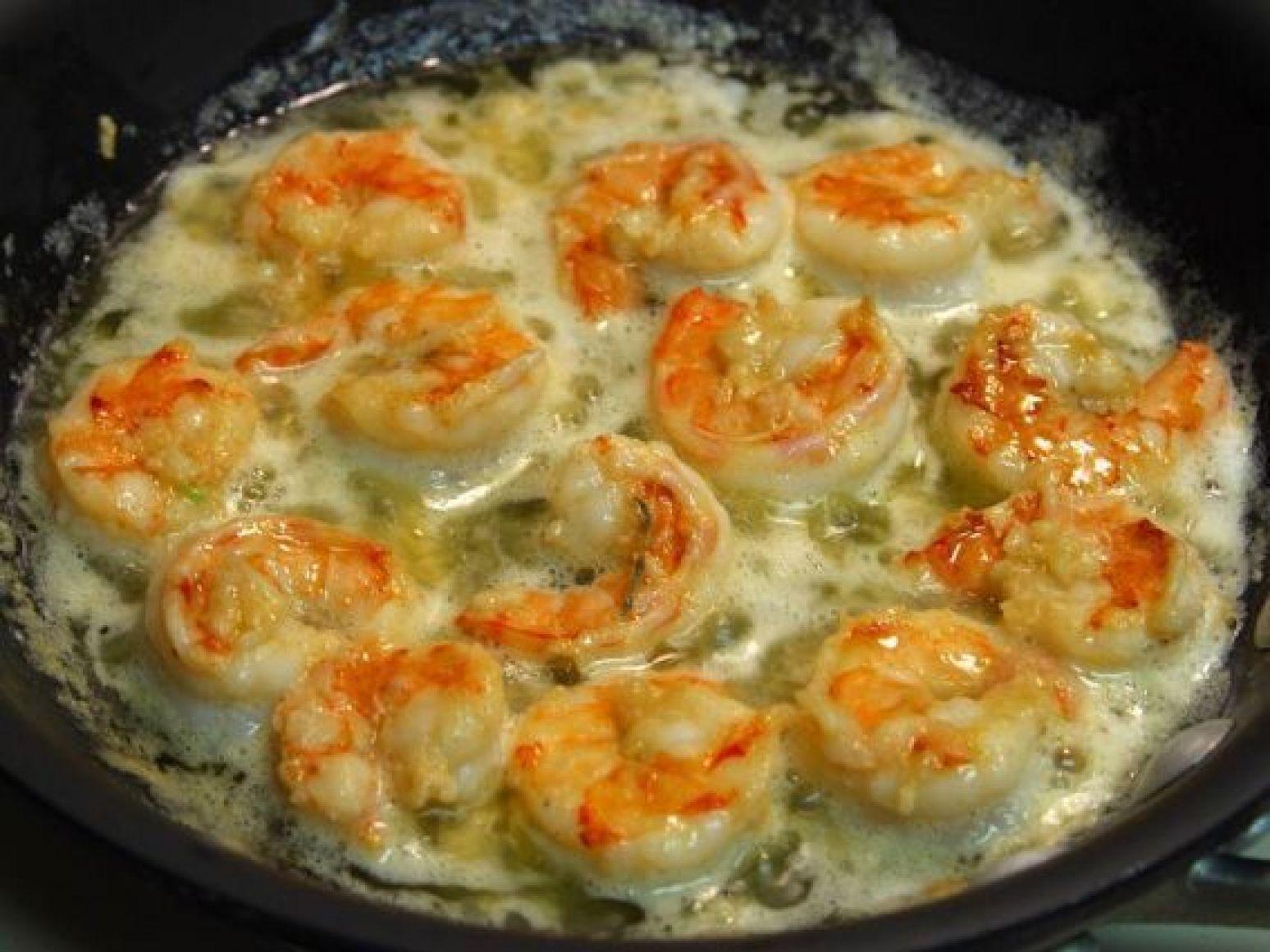 Shrimp Scampi Recipe 5 | Just A Pinch Recipes