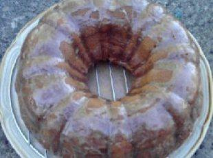 Pumpkin Bundt Cake with Apple Cider Glaze Recipe