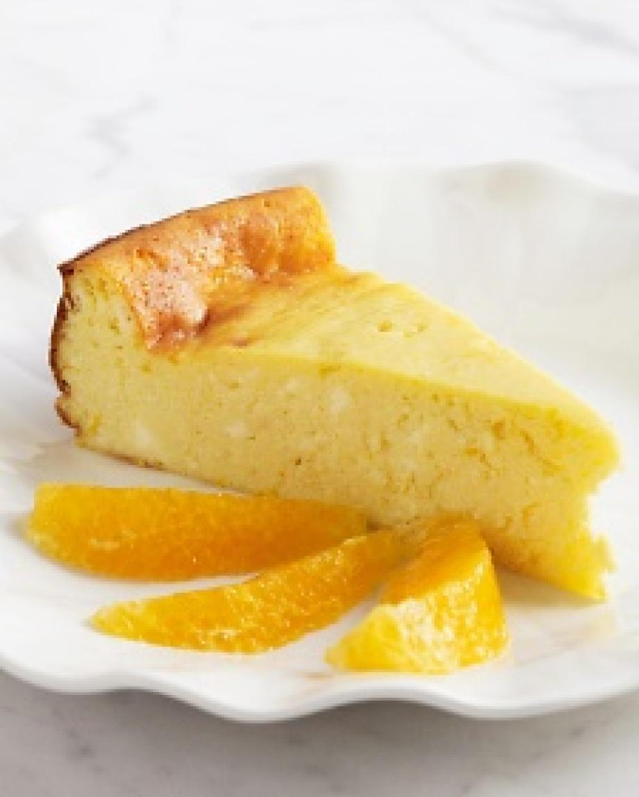 Italian Ricotta Cheesecake Recipe | Just A Pinch Recipes