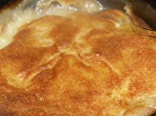 Grandma's Easy Peach Cobbler Recipe