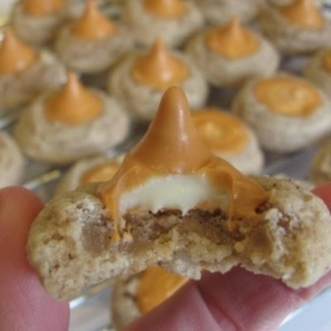 cookies gingerbread cookies hershey kiss gingerbread cookies pumpkin ...