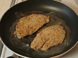 PECAN CRUSTED FISH BY SALLYE Recipe