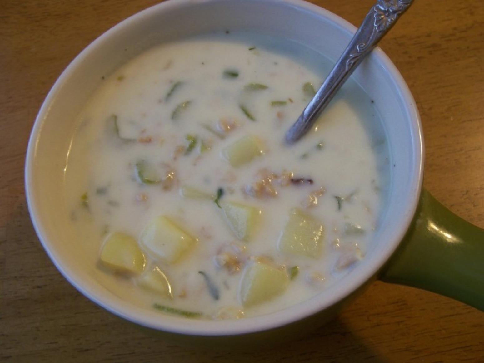 Easy Clam Chowder Recipe 2   Just A Pinch Recipes