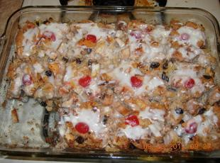 Bread Pudding Ambrosia
