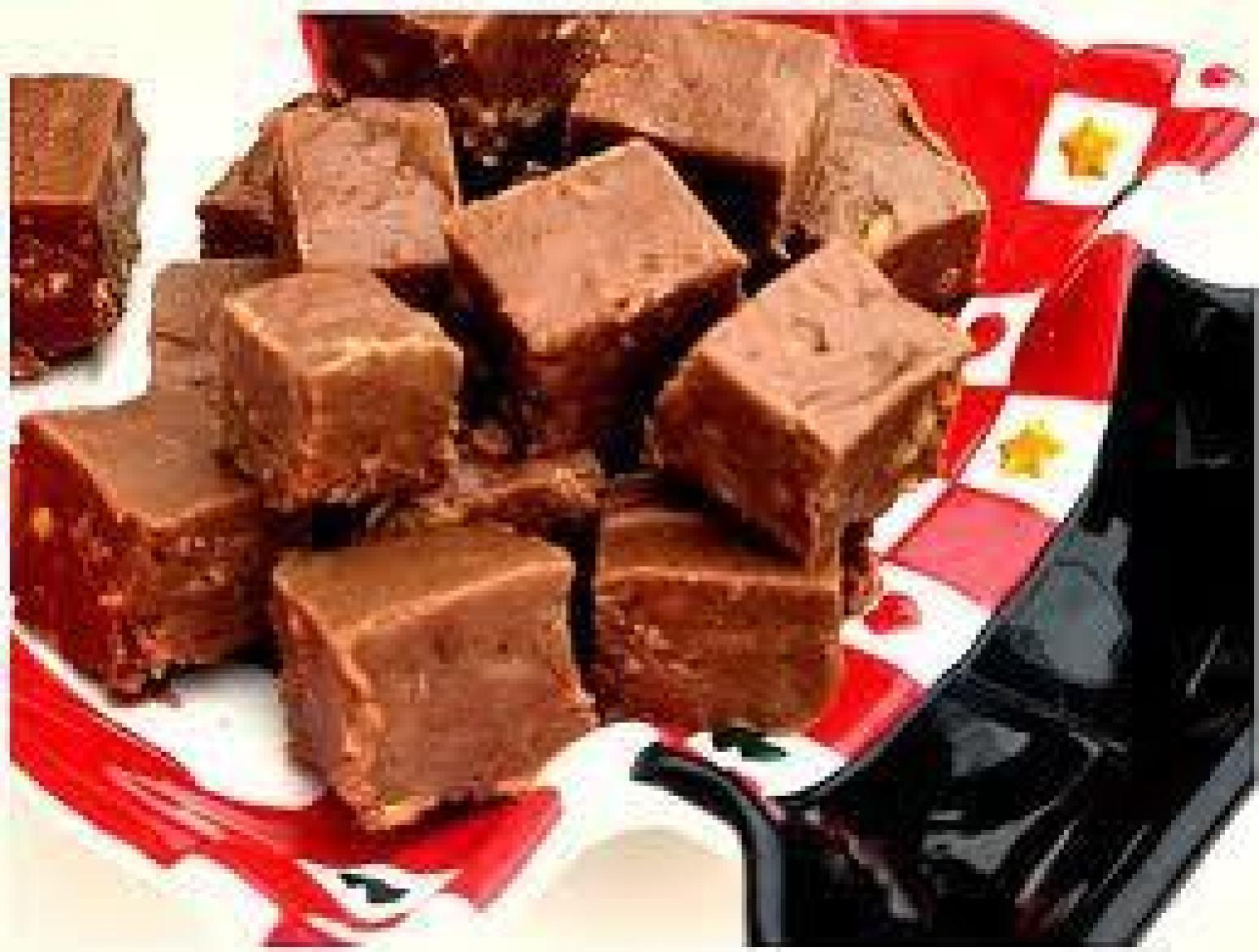 reese cup fudge Recipe