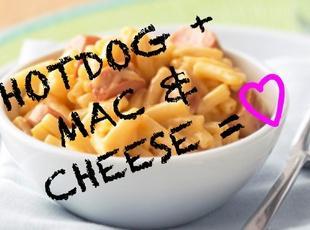 #1 Hotdog Mac & Cheese Recipe