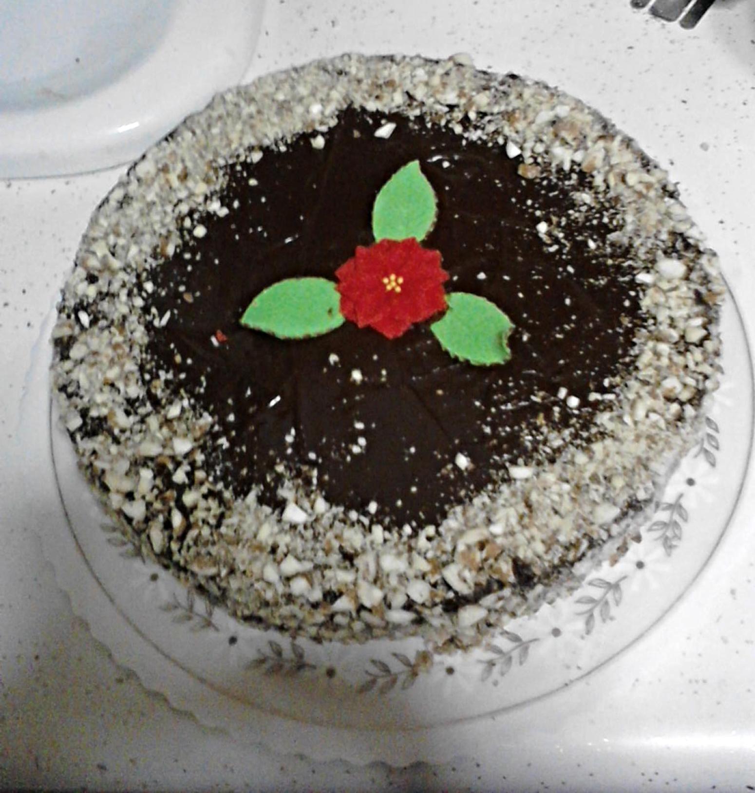 Mandel Baum Torte/Kuchen-German 4 Almond Tree Cake Recipe