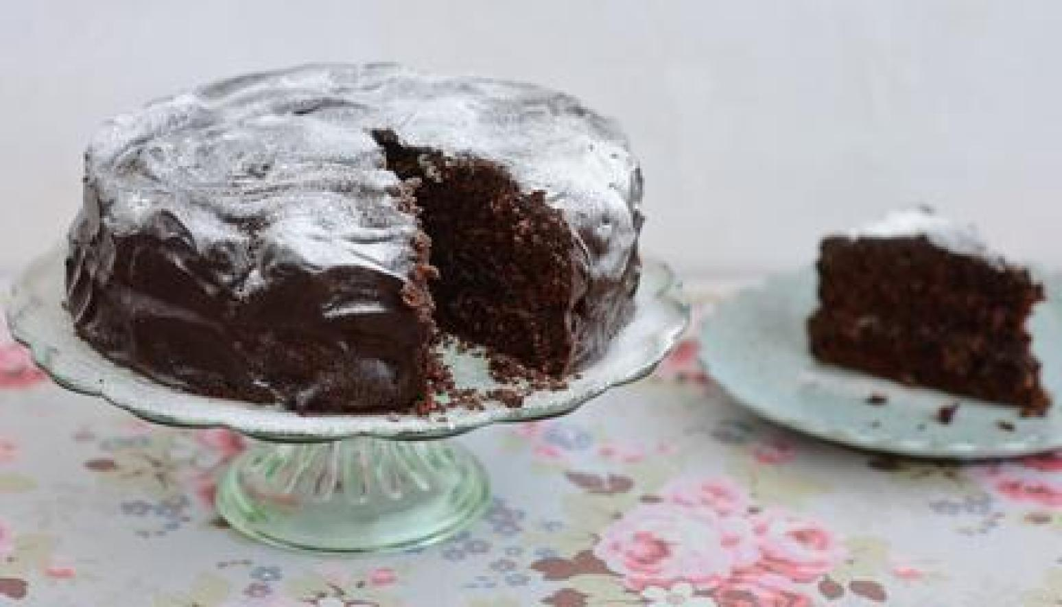 Chocolate Sponge Cake Recipes Bbc